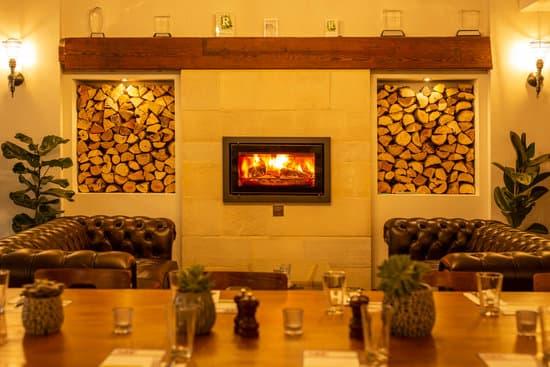 Forage fireplace