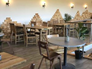 Forage Cafe and Restaurant at Wadswick Country Store