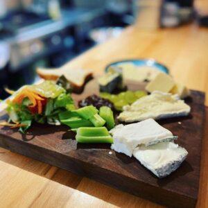 Cheese Platter - Forage at Wadswick