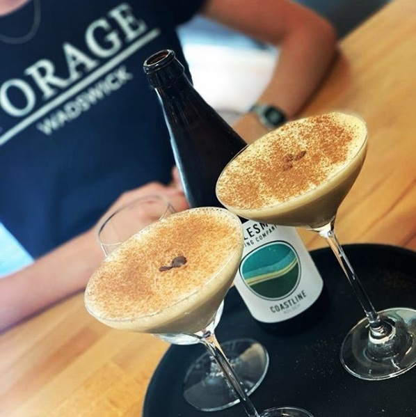 Forage at Wadswick - Cocktails