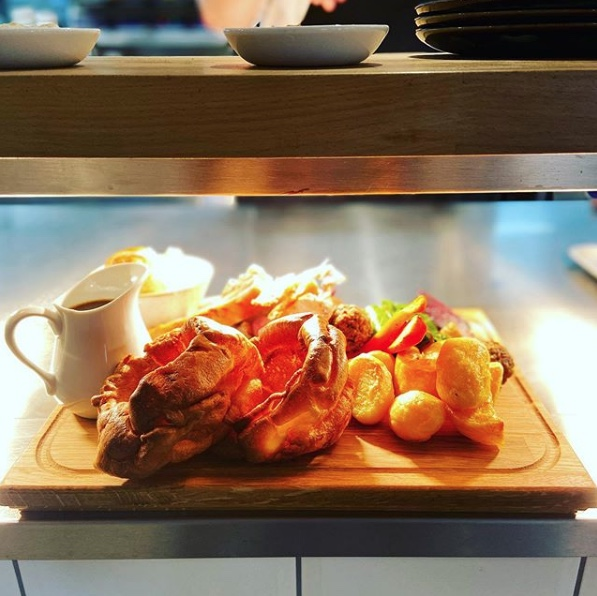 Forage at Wadswick - Sunday Roast